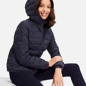 UNIQLO Ultra Light Down Jacket Parka Hooded Coat